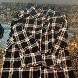 Fashion Nova Flannel XS